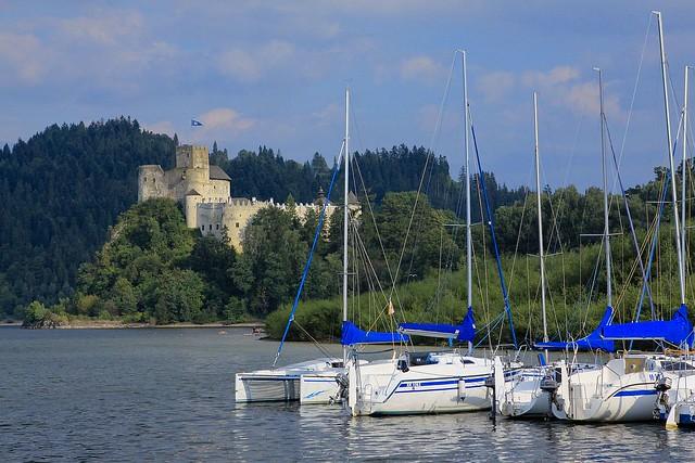 Zamek w Niedzicy / Catle in Niedzica