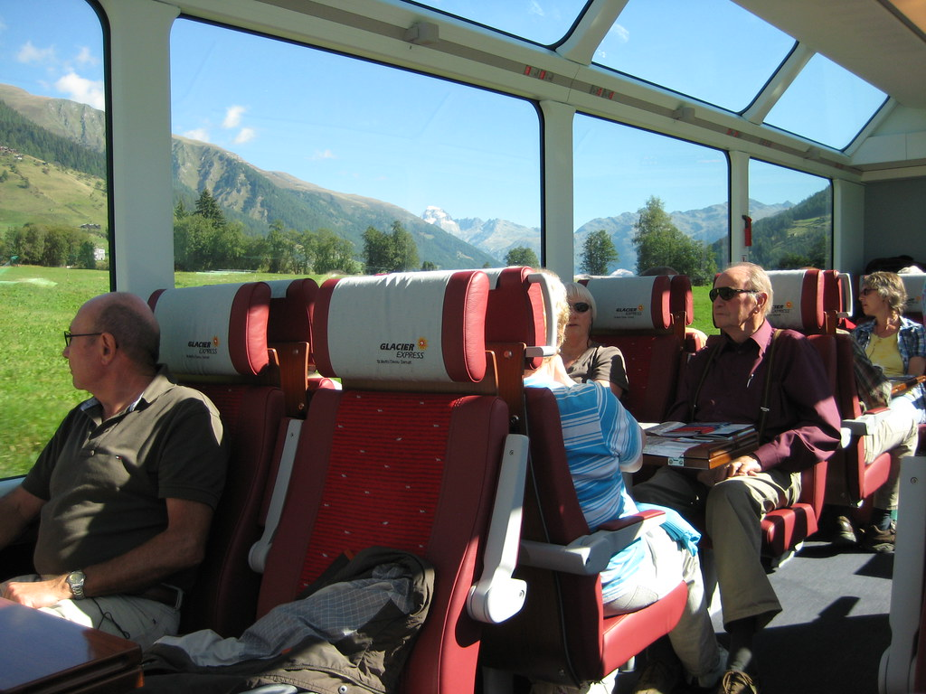 glacier express first class interior 15 sep 2011 riatsila flickr. Black Bedroom Furniture Sets. Home Design Ideas