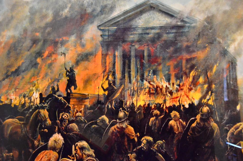 Burn The Empire - Dethrone