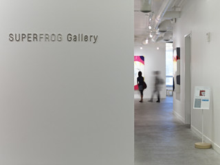3F Superfrog Gallery | by NEW PEOPLE
