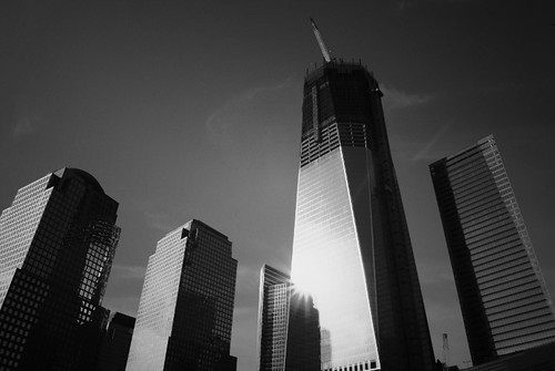One World Trade Center - Freedom Tower - Financial District - New York City | by Vivienne Gucwa