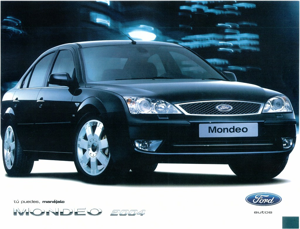 2004 ford mondeo mexico mexico received imported mondeos flickr. Black Bedroom Furniture Sets. Home Design Ideas