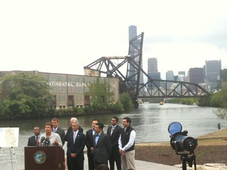 Chicago River Press Conference 1 | by jmogs