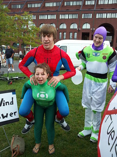 Boston Latin School climate superheros | by acespace