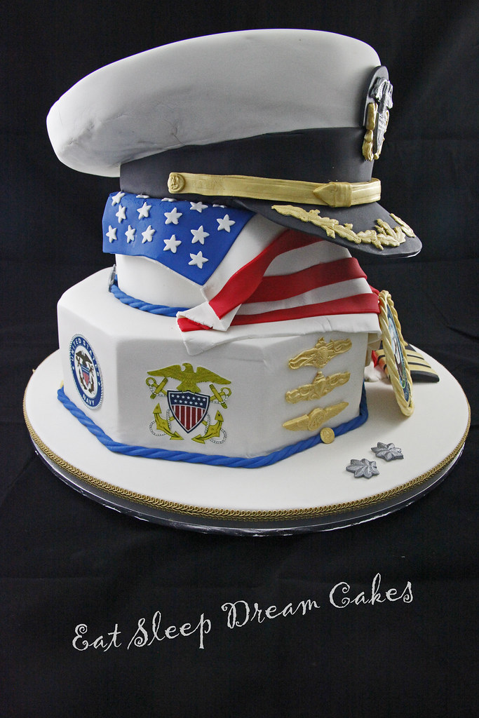 Mg 9276 Edited 1 2011 A Cake To Celebrate A Us Naval