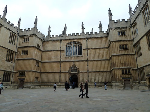 Bodleian Library 2 | by flamesworddragon