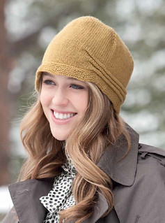 Welted Toque | by knitting school dropout