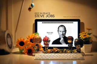 A tribute to the coolest nerd. Long live, Steve Jobs! | by Luc Melgar