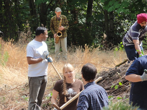 Nature Consortium Volunteers | by KBCS Bellevue/Seattle 91.3fm