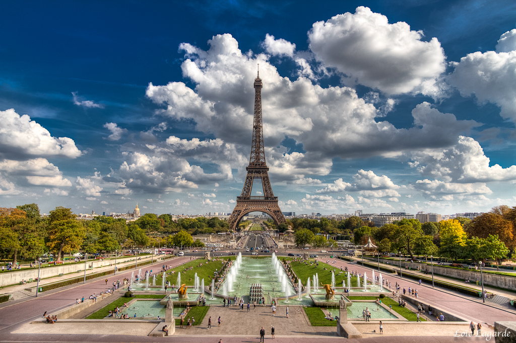 Eiffel Tower And Trocadero Square My Website My Flickr Flickr