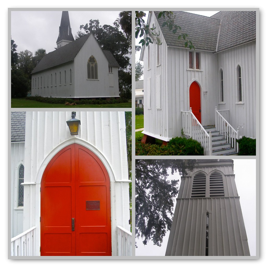 St Marys Episcopal Church Green Cove Springs Florida O Flickr