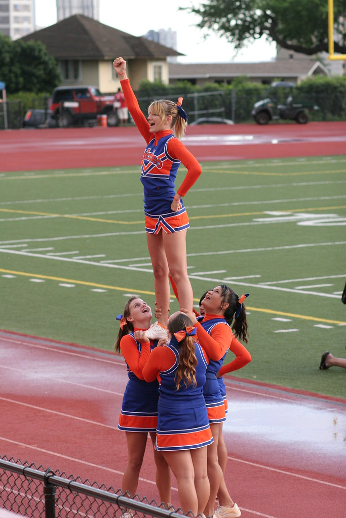 kalaheo mustang cheerleaders