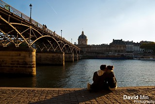 Paris, France - Love In The Air @Ponts des Arts | by GlobeTrotter 2000