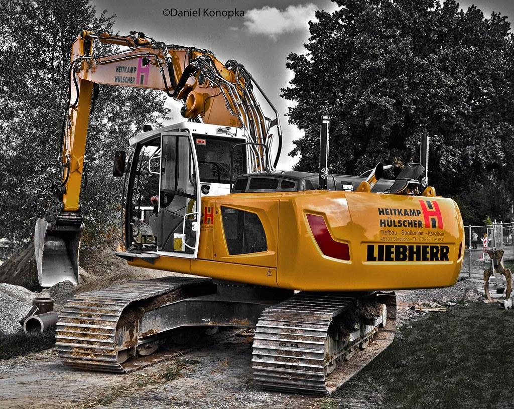 ... Liebherr R 926 Advanced | by Daniel Konopka