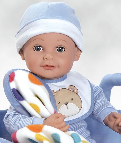Boy Baby Doll Baby Boy Ensemble V3 Our Cute Little