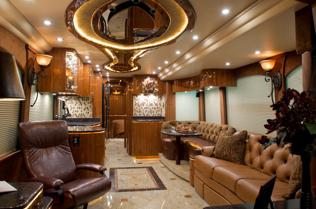 2012 Millennium H3 45 S2 Unit 1828 Prevost Arrive In