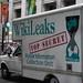 #OccupyWallStreet WikiLeaks Truck