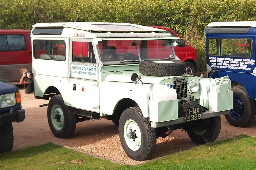 Short Wheelbase Land Rover Graham Newell Flickr