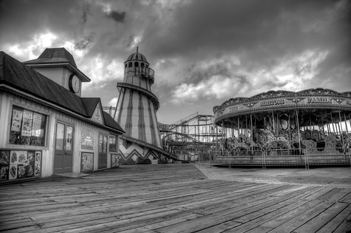 Moody Clacton Pier | by Ayton.Images
