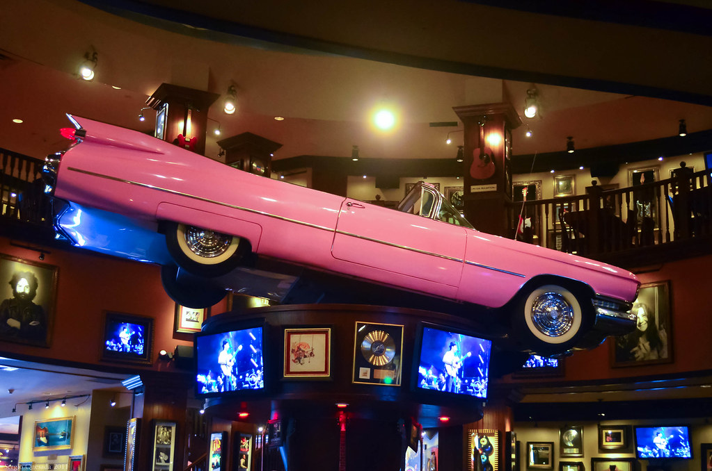 Hard Rock Cafe Orlando Pictures