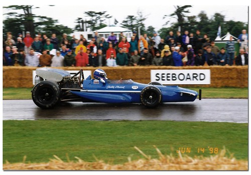 1970 March Ford 701 F1. Goodwood Festival of Speed 1998. | by Antsphoto