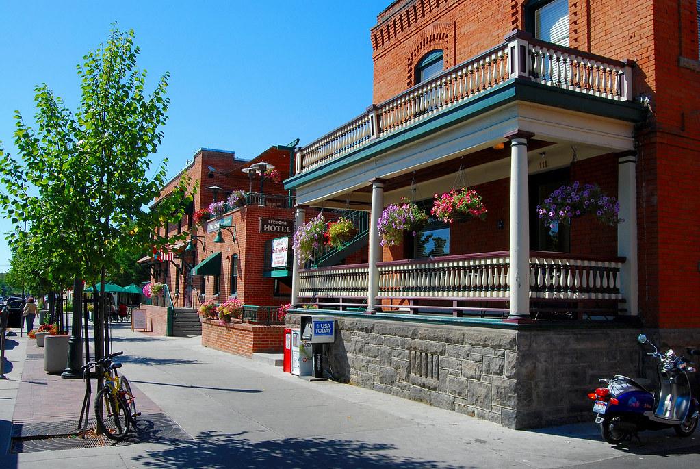 Basque Restaurant Downtown Boise