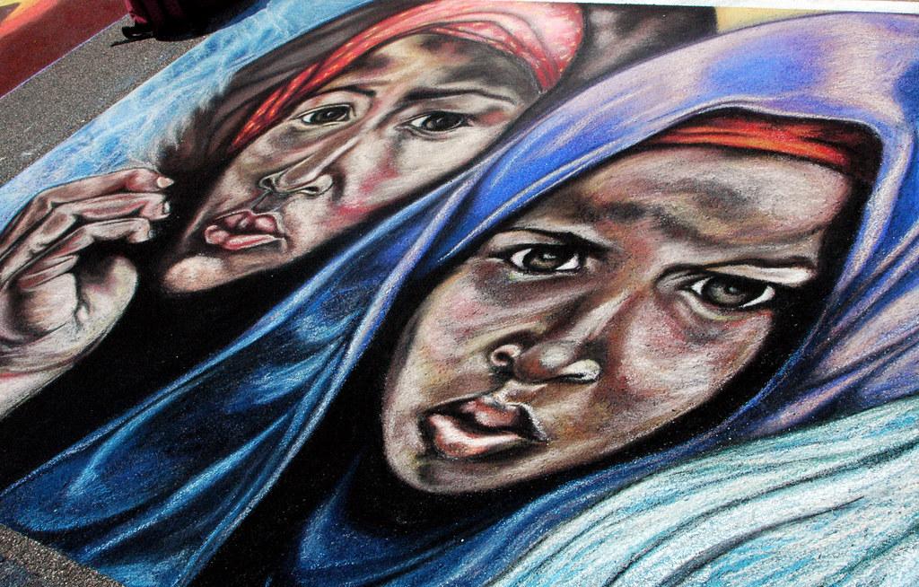 אמנות רחוב - Stranecose