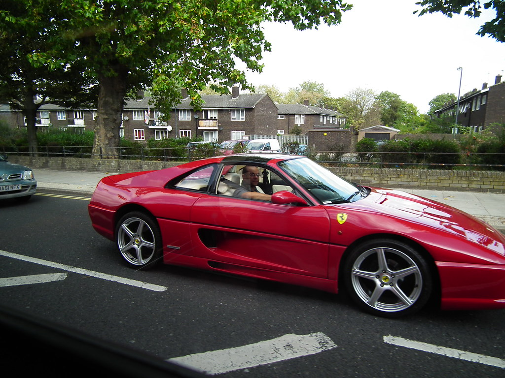 Guessed Mr2 355 Replica Spotted From The 53 Bus On