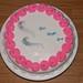Live, Laugh, Love Cake Single Layer