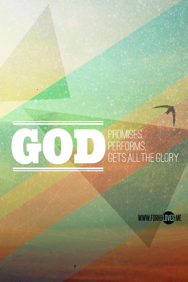 God Promises IPhone 640x960