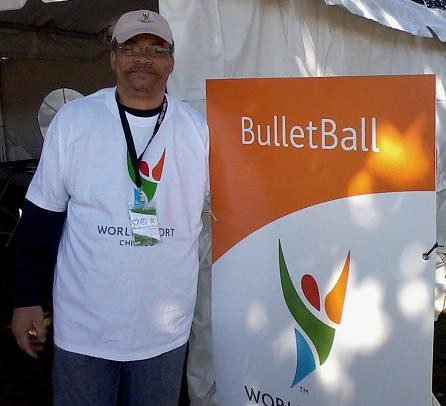 Marc Griffin Inventor Of Bulletball Inclusion Sports