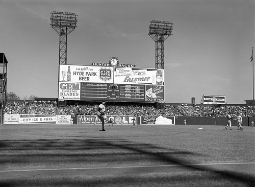 World Series game, St. Louis Cardinals vs. Boston Red Sox (MSA) | by MissouriStateArchives