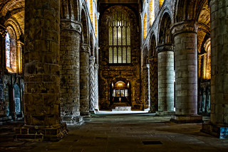 Dunfermline Abbey Church | by berenice29