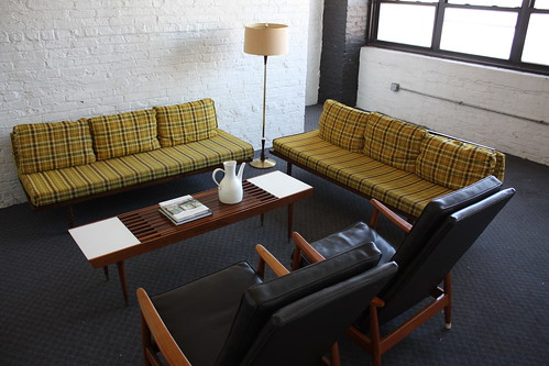 Danish Modern Mid Century Sectional Daybed Sofa (1964) | by Kennyk@k2modern.com