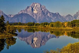 Oxbow Bend in Autumn | by Gemma - A Passionate Photographer