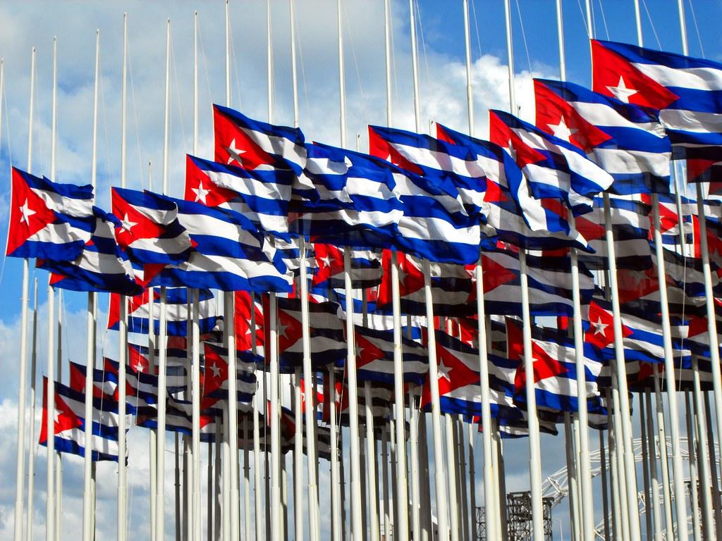 Resultado de imagen para Foto bandera cubana