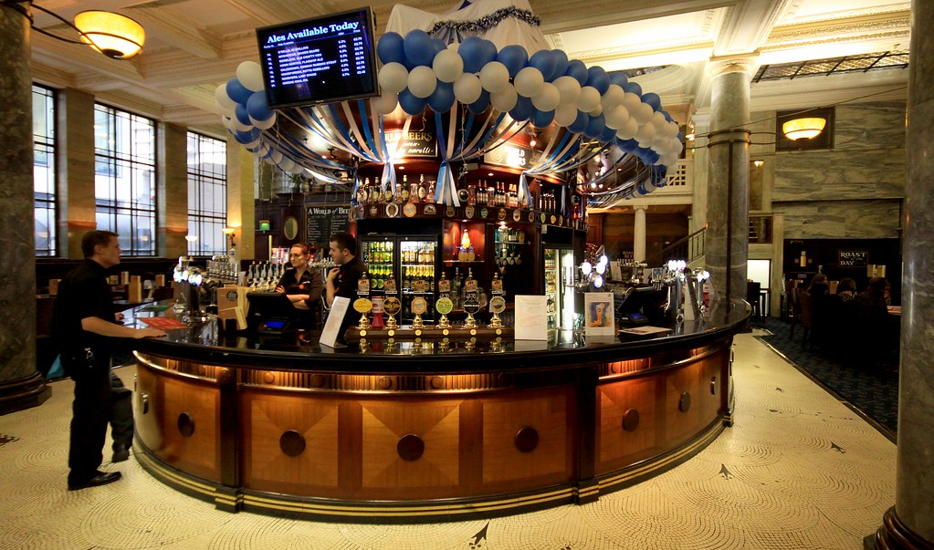 Wetherspoons London Hotels