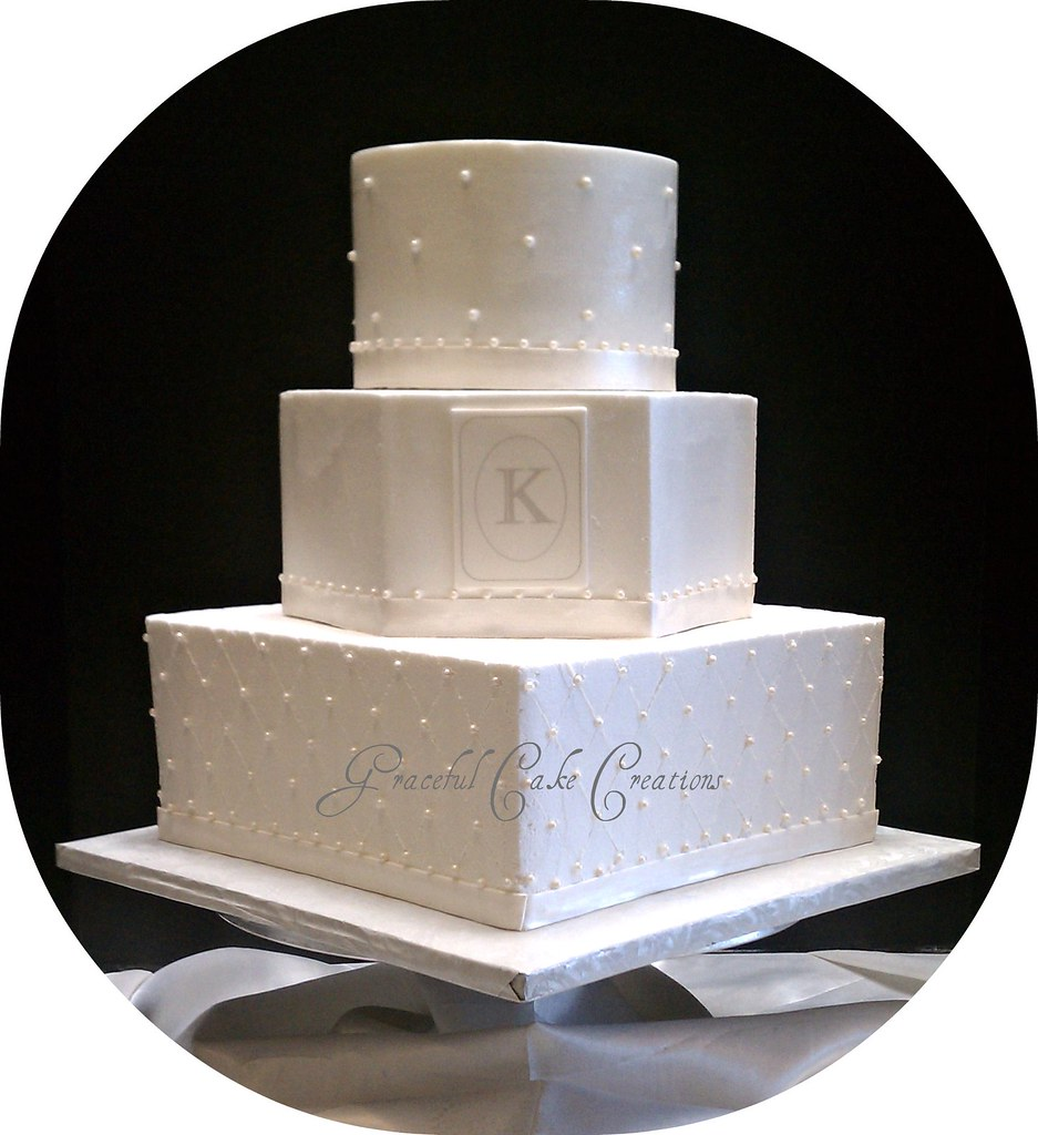 cost of a wedding cake white wedding cake grace tari flickr 3074