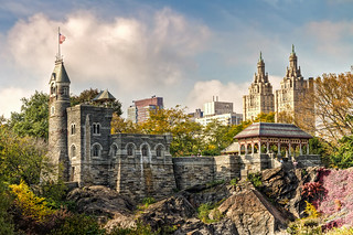 new york city :: belvedere castle | by hjjanisch