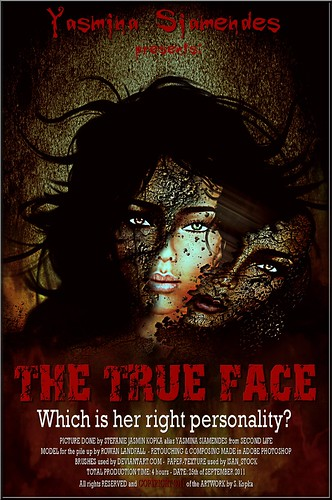 The True Face | by ~Yasmina Siamendes~