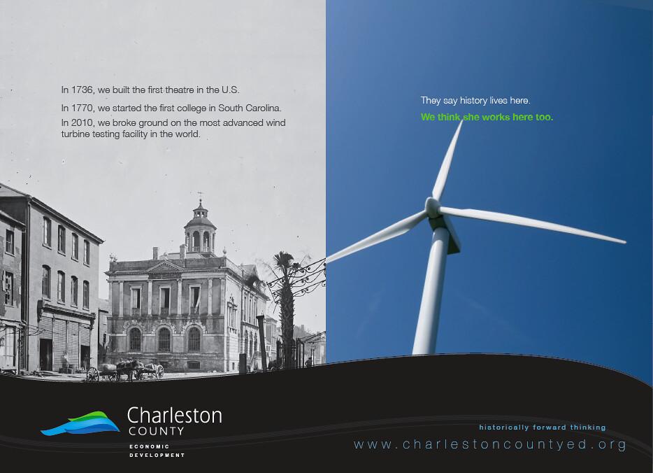 Charleston branding