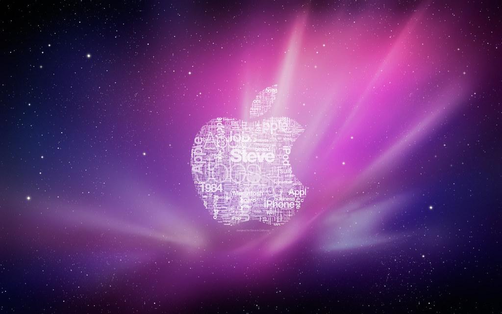 Steve Jobs Apple Wallp...