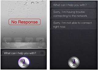 iPhone 4 Siri Connection Errors | by Photo Giddy