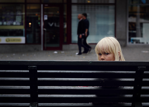 A Swedish Girl Is Observing Me | by Taking pictures of music and people with creative
