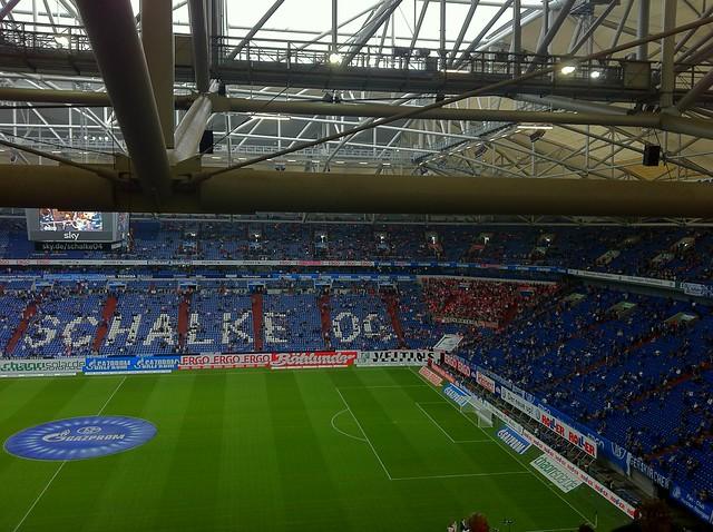 S04 vs. Bayern München