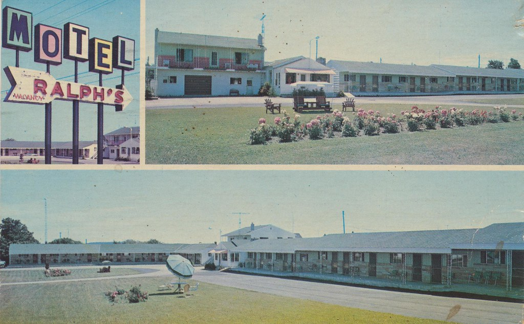 Ralph's Motel - St. Ignace, Michigan