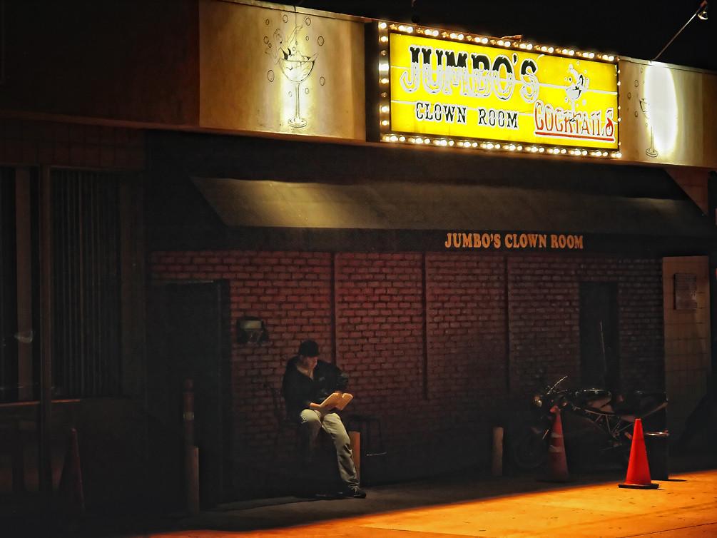 Jumbo\'s Clown Room | Opened in 1970 Jumbo\'s Clown Room start… | Flickr