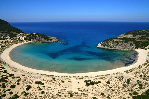 Voidokilia Beach | by costanavarino