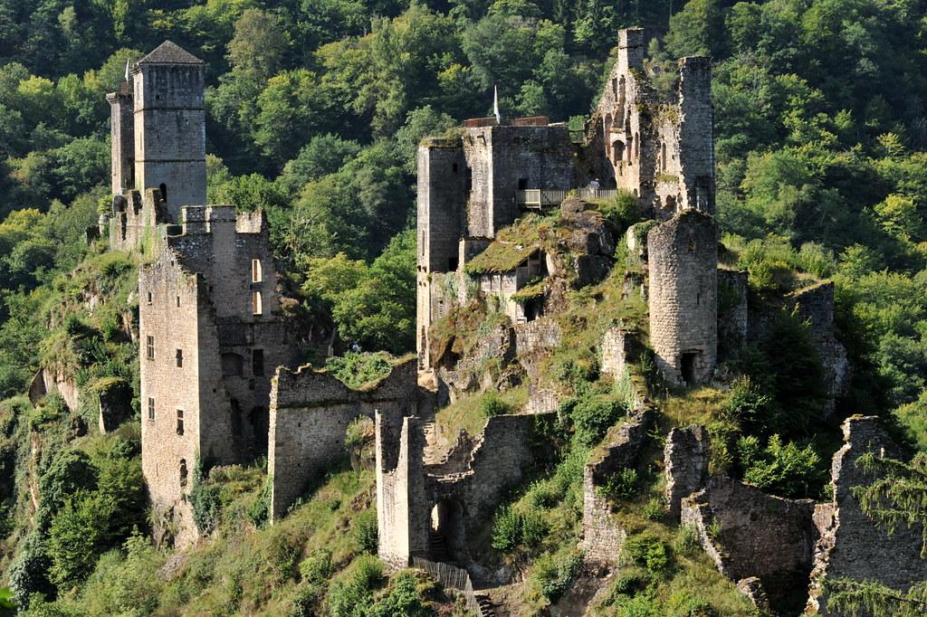 D Tour Of Medieval Castle