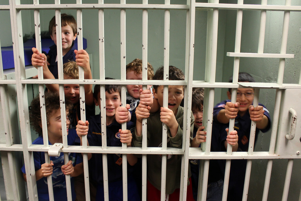 juveniles getting adult jail sentences a persuasive Educating juveniles in adult jails: a program guide iii assessment  juveniles who are held in an adult jail or prison as juvenile offenders to be housed separately.